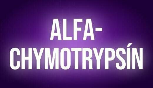 Alfa chymotrypsín