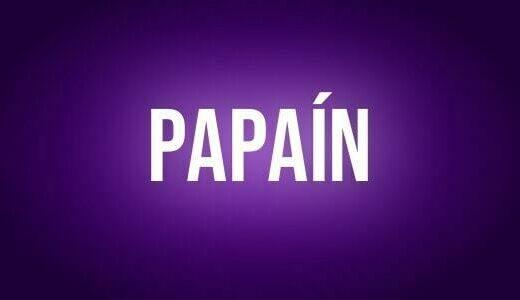 Papain