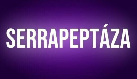 Serrapeptáza