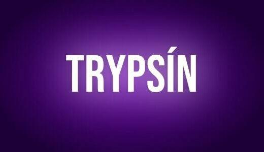 Trypsín