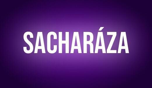 Sacharáza